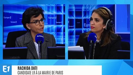 Rachida Dati - Europe 1 mercredi 26 février 2020
