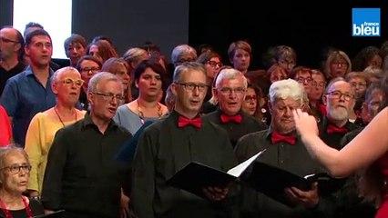 Le final du Grand Défi Chorales