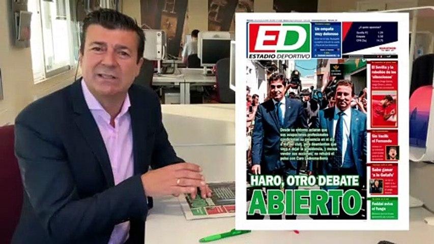 La portada de ESTADIO Deportivo 26-02-2020