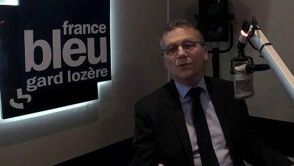 """""""Les barrières les plus extrêmes n'empêcheront pas l'épidémie de coronavirus"""" Claude Rols,délégué de l'ARS dans le Gard"""