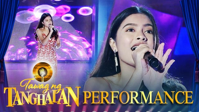 Jea Olivienne Uy | Orange Colored Sky | Tawag ng Tanghalan