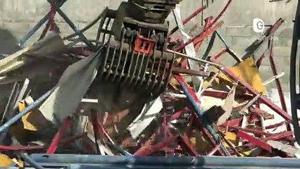 Reportage - Quartier Mistral : La barre Anatole France bientôt détruite - Reportage - TéléGrenoble