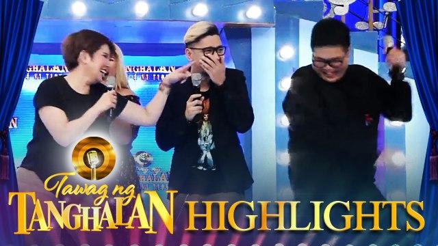 Jugs teases Tyang Amy about band members | Tawag ng Tanghalan