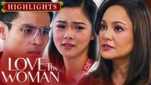 Lucy, binalaan sina David at Jia | Love Thy Woman