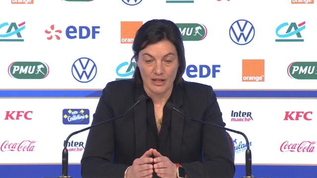 Bleues - Diacre explique l'absence de Thiney