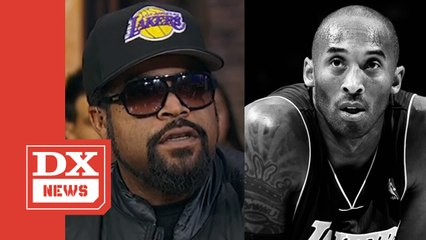 Ice Cube- 'If God Made A Basketball Player ... It'd Be Kobe Bryant'