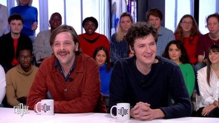 Vincent Lacoste et Antoine De Bary - Clique - CANAL+