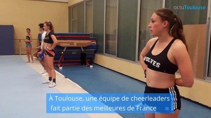 Cheerleading : les Wolves de Toulouse en route pour les Mondiaux