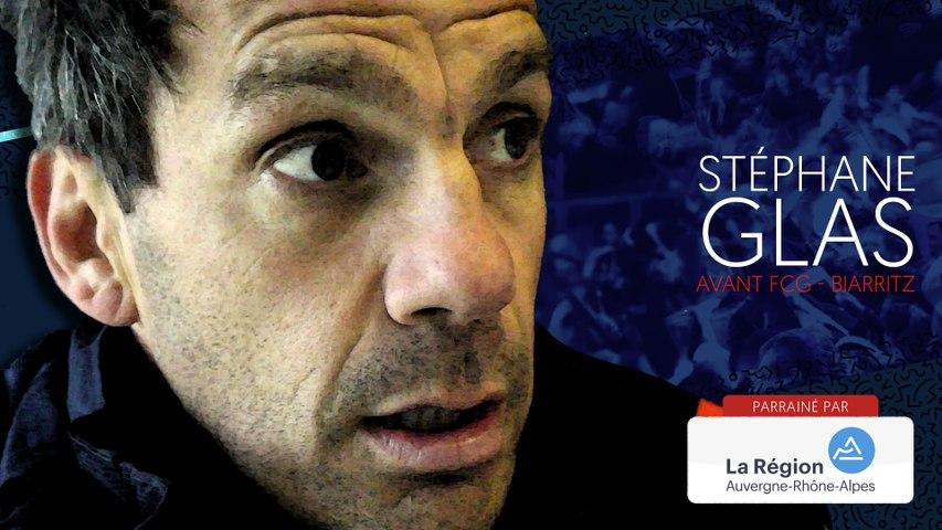 Rugby : Video - Stéphane Glas : « En ce moment, ce sont les montagnes russes »