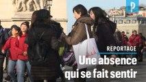 Coronavirus : les « vrais » touristes chinois ont déserté Paris