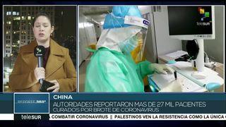 China confirma 508 nuevos casos de coronavirus
