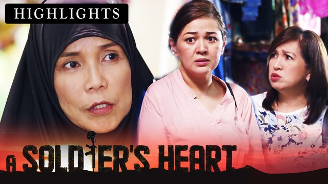Yasmin's patience is tested upon meeting Minda | A Soldier's Heart