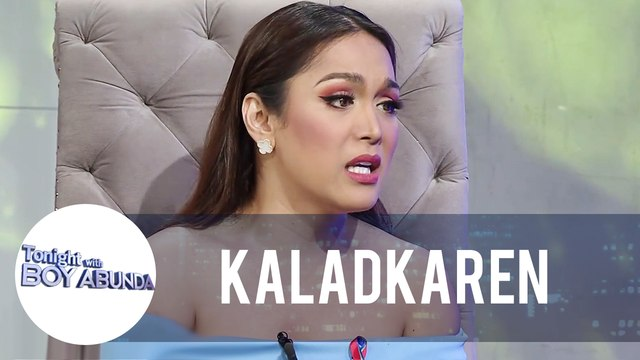 KaladKaren reveals the reason of her extended stay in the UK | TWBA