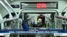 Korban Meninggal Akibat Virus Corona di Iran Bertambah Jadi 19 Orang