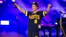 Bruno Mars Reacts to BTS Covering 'Finesse' On Carpool Karaoke | Billboard News