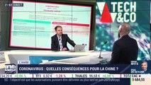 Christophe Barraud (Market Securities) : Quel impact du coronavirus sur l'économie mondiale ? - 26/02