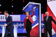 Here's Why Elizabeth Warren's Eating Habits Made It into the Debate