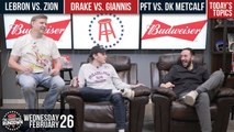 Barstool Rundown - February 26, 2020