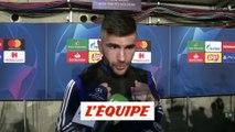 Lopes «La victoire de tout un groupe» - Foot - C1 - OL