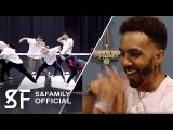 DANCER REACTS: BTS BLACK SWAN (DANCE PRACTICE)
