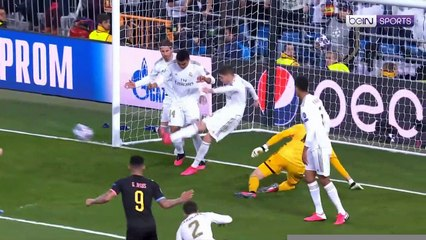 Real Madrid 1-2 Man City | Champions League 19/20 Match Highlights