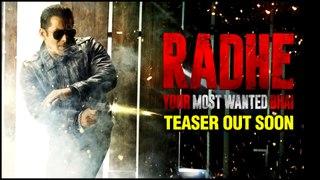 Radhe | Salman Khan Announces TEASER Release Date, Surprises Fans