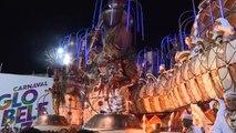 Viradouro, campeona del carnaval de Rio con homenaje a las mujeres negras