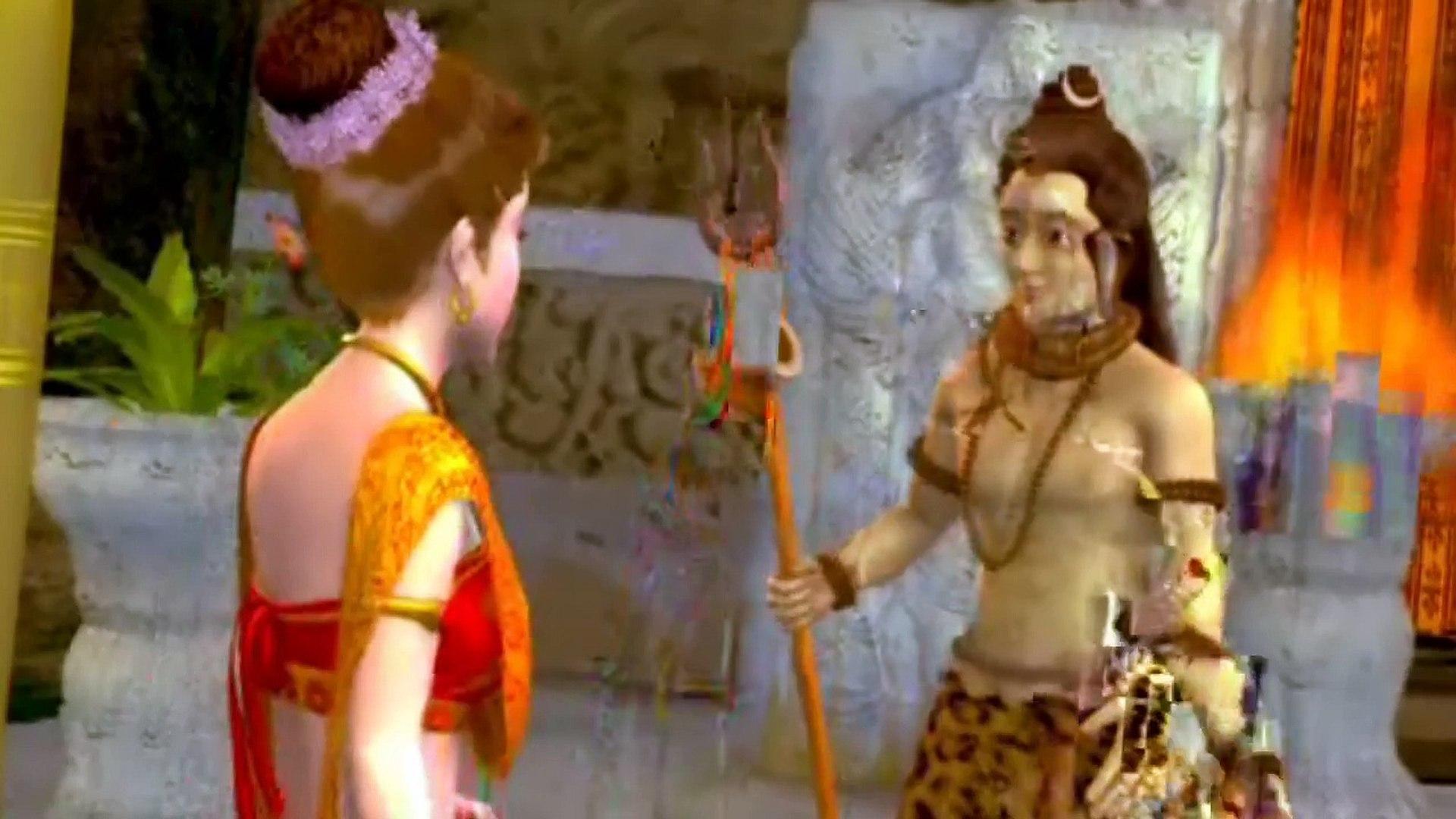 Bal Ganesh Complete Kids Movie Part 1