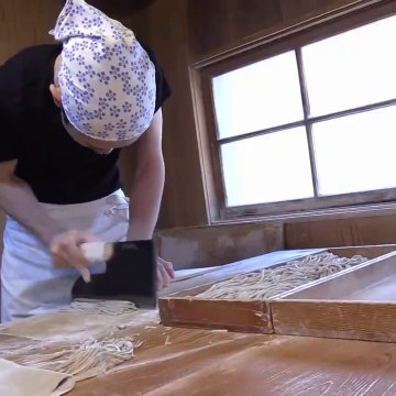 Hometown Stories - A Young Soba Chef's Challenge