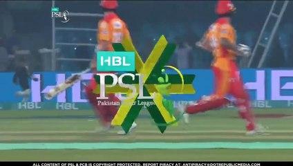 Luke Ronchi Batting Highlights - Multan Sultans vs Islamabad United - Match 5 - HBL PSL 5 - 2020
