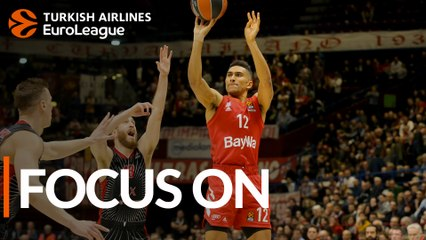 Maodo Lo, Bayern: 'The mental aspect of basketball is huge'