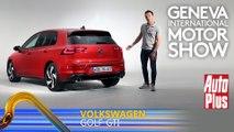 A bord de la Volkswagen Golf 8 GTI (2020)