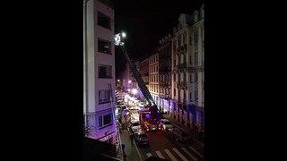 Incendie mortel de Strasbourg :  le témoignage d'un couple