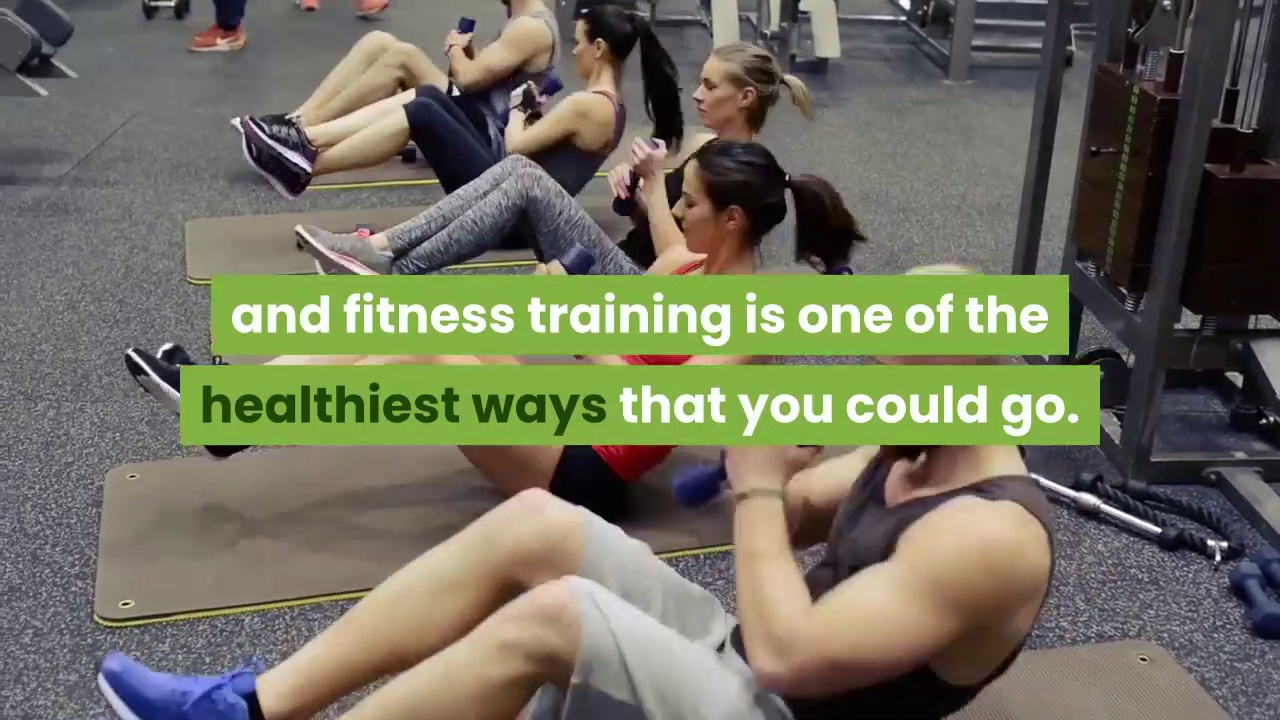 Fitness Training For Weight Loss