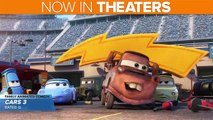 Now In Theaters- Cars 3, All Eyez on Me, Rough Night - Weekend Ticket
