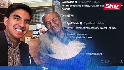 Pemimpin negara 'lancar perang' di Twitter