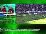 Un nul aux accents de défaite ce week-end face à Reims, les Verts n'ont pas effacé leurs lacunes à 1 semaine du Derby à Lyon. D'ici là, l'affaire Ruffier aura-t-elle trouvé son épilogue ? - Club ASSE - TL7, Télévision loire 7