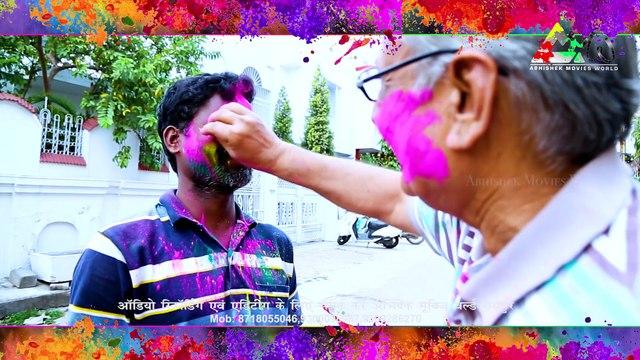 दुकालू यादव _ Dukalu Yadav _ होली के रंग म _ Holi Ke Rang Ma _ New CG Holi Song 2019