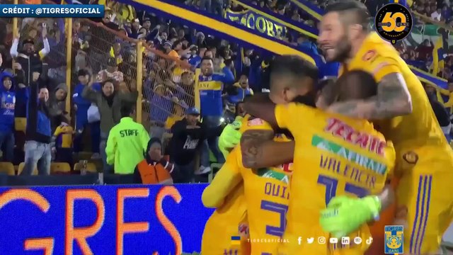 Tigres : le gardien offre la qualification à la dernière seconde
