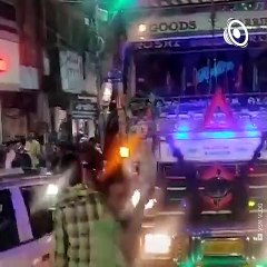 After hearing the horn of this truck, you might change horn of your vehicle