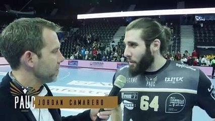 Jordan Camarero - Après-match PAUC vs IVRY
