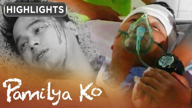 Chico, kritikal ang kalagayan | Pamilya Ko