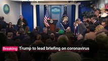 us president donald Trump Taps Pence to Lead U.S. Response to Coronavirus Outbreak