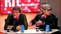 Gérard Lanvin: pourquoi il n'est pas allé chercher ses deux Césars.