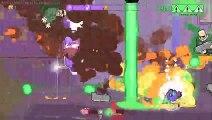 Alien Hominid Invasion - Trailer de gameplay