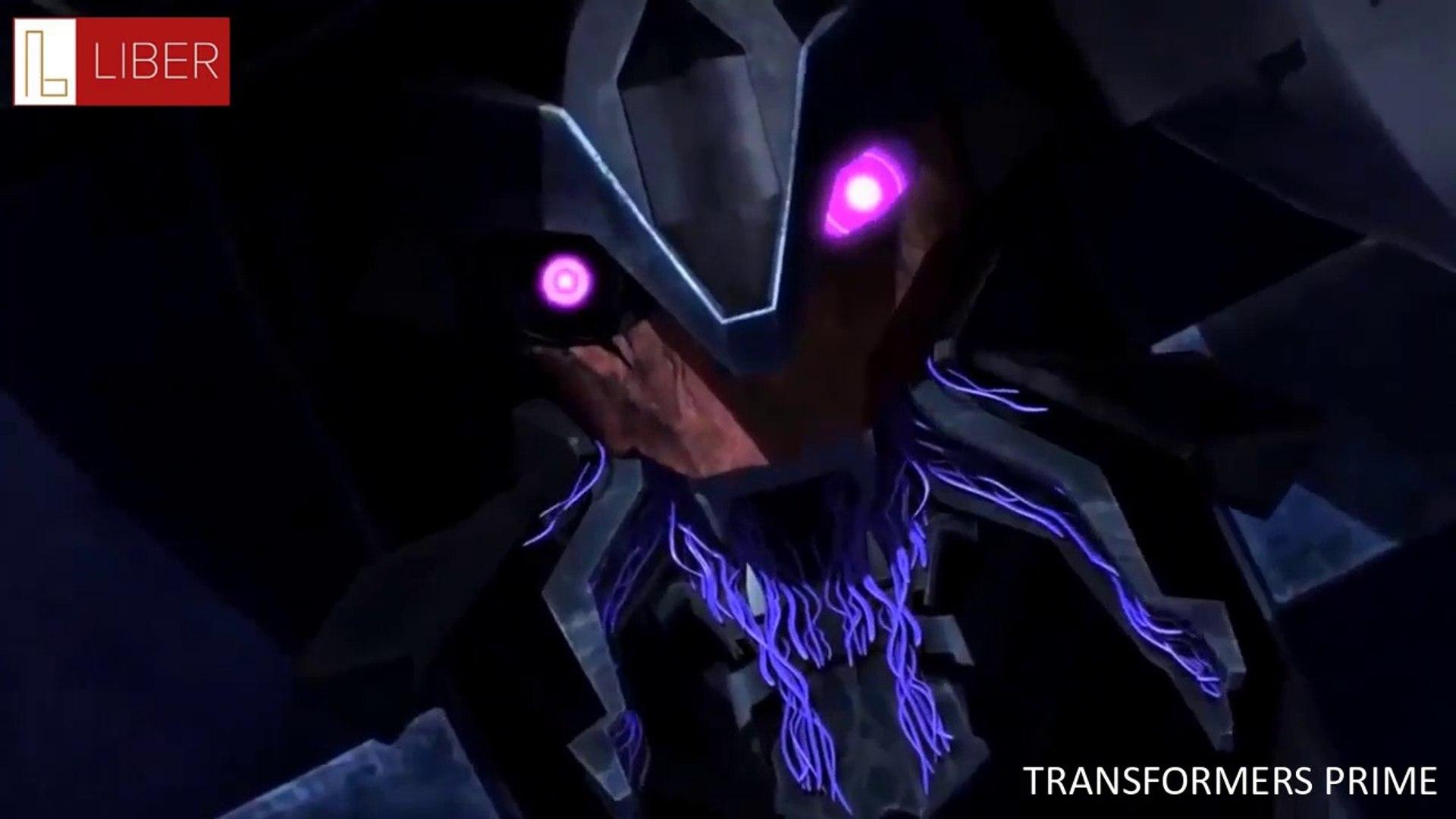 Transformers Prime 60.Bölüm Susuzluk Full Hd