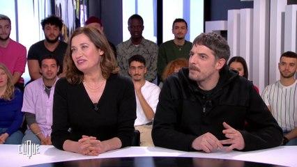 Emannuelle Devos et Damien Bonnard - Clique - CANAL+