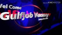 JOB IN QATAR  JOB VACANCY 2020