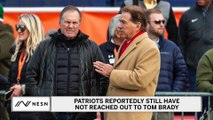 Tom Brady, Patriots Negotiations Reportedly Not Looking Good