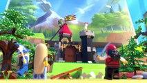 Présentation de Lego Legacy : Heroes Unboxed sur iOS